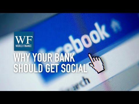 How can banks use social media to get more customers? | Worl