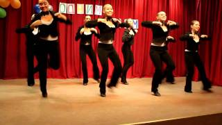 Stepdans Pigegruppe - Børnekreativitets festival: Under samme Himmel