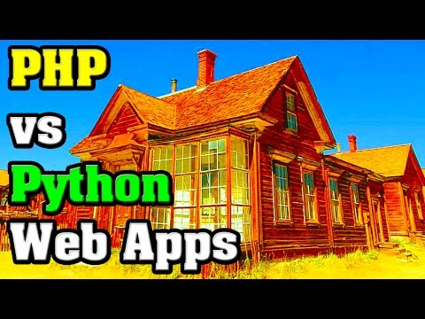 PHP vs Python - Which to Learn ?