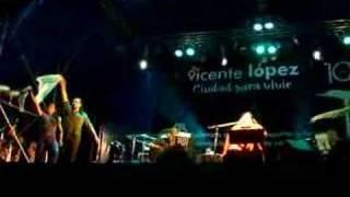 Mercedes sosa Festival Vicente lopez---- Ballet Nehuen