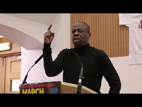 Plenary: Mobilising for 17th March day of international protests