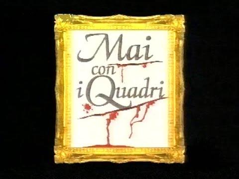 MINISERIE TV 1999   MAI CON I QUADRI     DANIELE LIOTTI