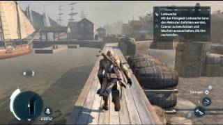 Let´s Play Assassin´s Creed 3 Part 103 [Deutsch/HD/BLIND]
