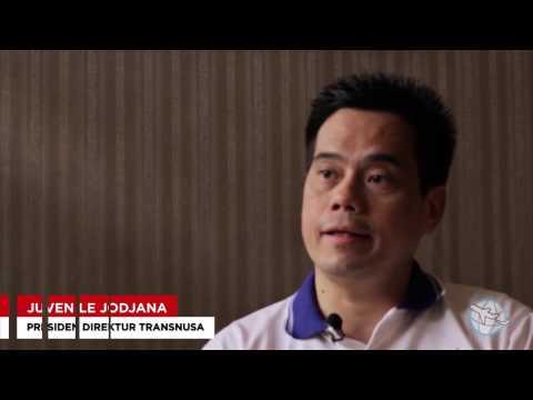 INTERVIEW CEO TRANSNUSA AIR - Maskapai Penerbangan Indonesia tujuan Timur