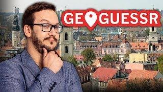 Urokliwe Polskie Miasta - Geoguessr