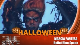 Blue Space Oficial - Halloween Party 2015 - Marcia Pantera e Ballet - 30.10.15