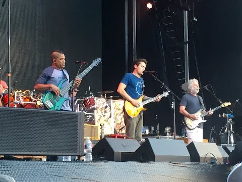 Dead & Company (featuring John Mayer) Not Fade Away Boulder Colorado Folsom Field