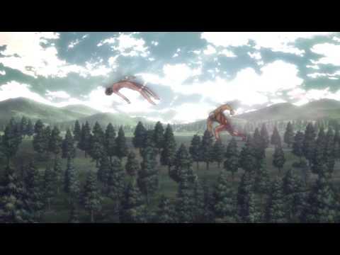 Eren Vs Armored Titan AMV