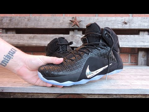 cheap for discount 8c186 166c9 Review Video   Nike Lebron 12 EXT