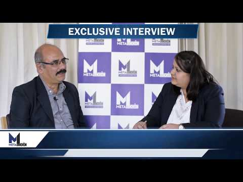 Pankaj Satija, Tata Steel Exclusive Interview with Metalogic PMS