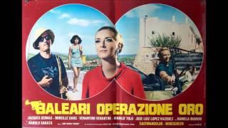 """Benedetto Ghiglia """"Baleari Operazione Oro"""" - Shake Molto Sostenuto (Alt. Take) - 1966"""
