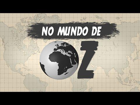 No Mundo de Oz - Salvador