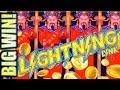 ★BIG WIN RUN! $5.00 BETS!★ ⚡️CHASING A $1,000 MAJOR!! 🙏 LIGHTNING LINK Slot Machine Bonus