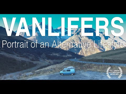 VANLIFERS: Portrait of an Alternative Lifestyle (Subs: EN-FR