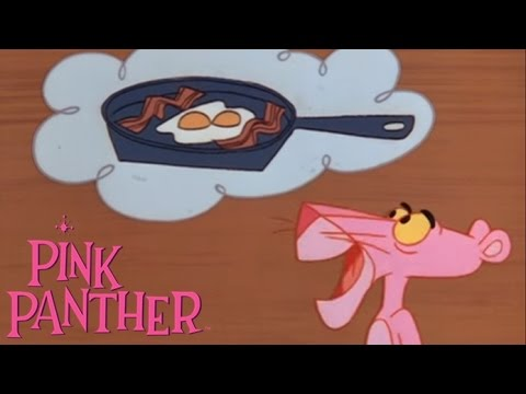 The Pink Panther in 'Pinknic'