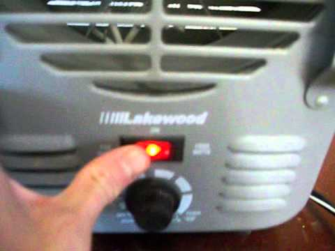 Lakewood heater fan YouTube – Lakewood Heater Wiring Diagram
