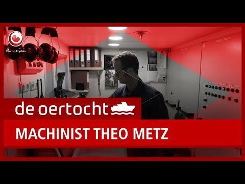DE OERTOCHT: Machinist Theo Metz