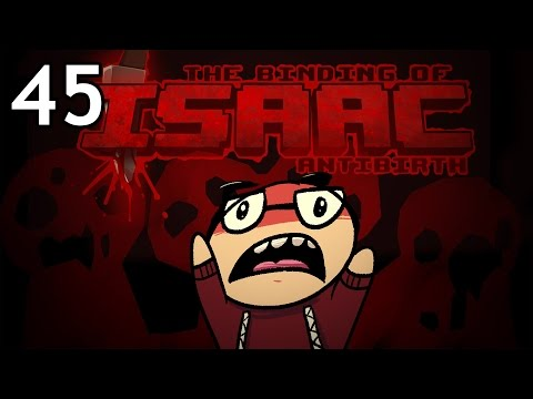 The Binding of Isaac: Antibirth - Northernlion Plays - Episode 45 [Seeing Double II]
