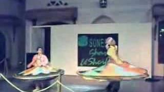 Crazy---- second half !!!! of spinning dervis Show!