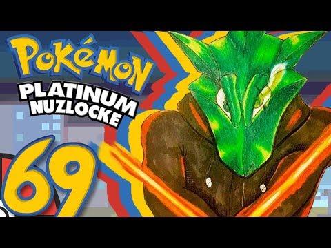 Pokemon Platinum NUZLOCKE Part 69 - TFS...