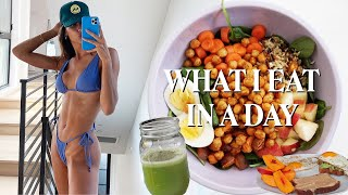 What I Eat In A Day \\ Easy Healthy Recipes \\ Sami Clarke