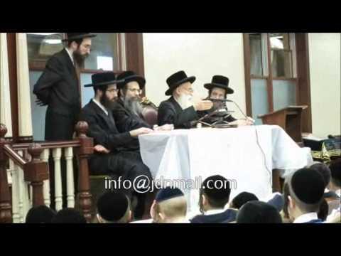 Chanukah 5775 In Talmud Torah Darkei Chaim