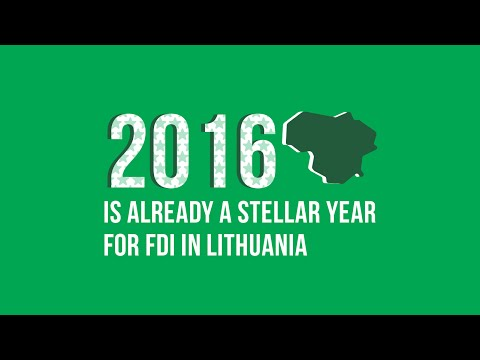 Invest Lithuania results | 2016 H1