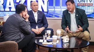Alejano, pinayuhan ni Umali na muling maghanda ng impeachment complaint sa loob ng 1 taon