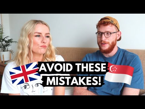 10 Mistakes We Made Moving To Singapore!