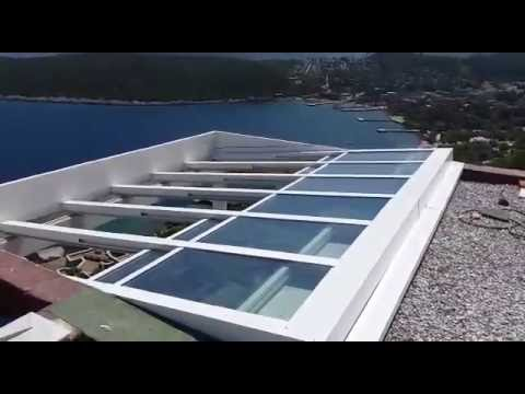 Erbir Glass Roof   Retractable Roof, Retractable Glass Roof, Retractable  Enclosures