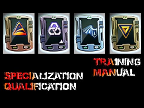 Training Manual / Specialization Qualification - Star Trek Online