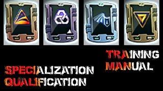Training Manual / Specialization Qualification - Star Trek Online