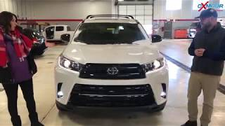 2019 Toyota Highlander SE AWD Nightshade Edition, For Sale, Oxmoor Toyota, Louisville, KY