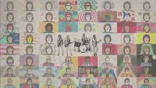 """計2461枚の""""塗り絵""""で構成された新感覚ミュージックビデオ「COME ON」公..."""