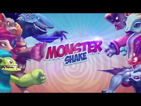 Monster Shake - Play now FOR FREE on iOS & Android with DICE+