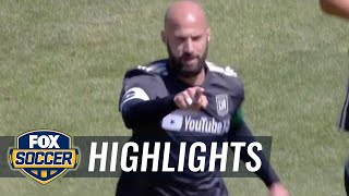 Montreal Impact vs. LAFC | 2018 MLS Highlights