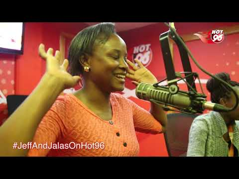 A Story a Day Special Edition Episode 6: Kanze Dena #JeffAndJalasOnHot96