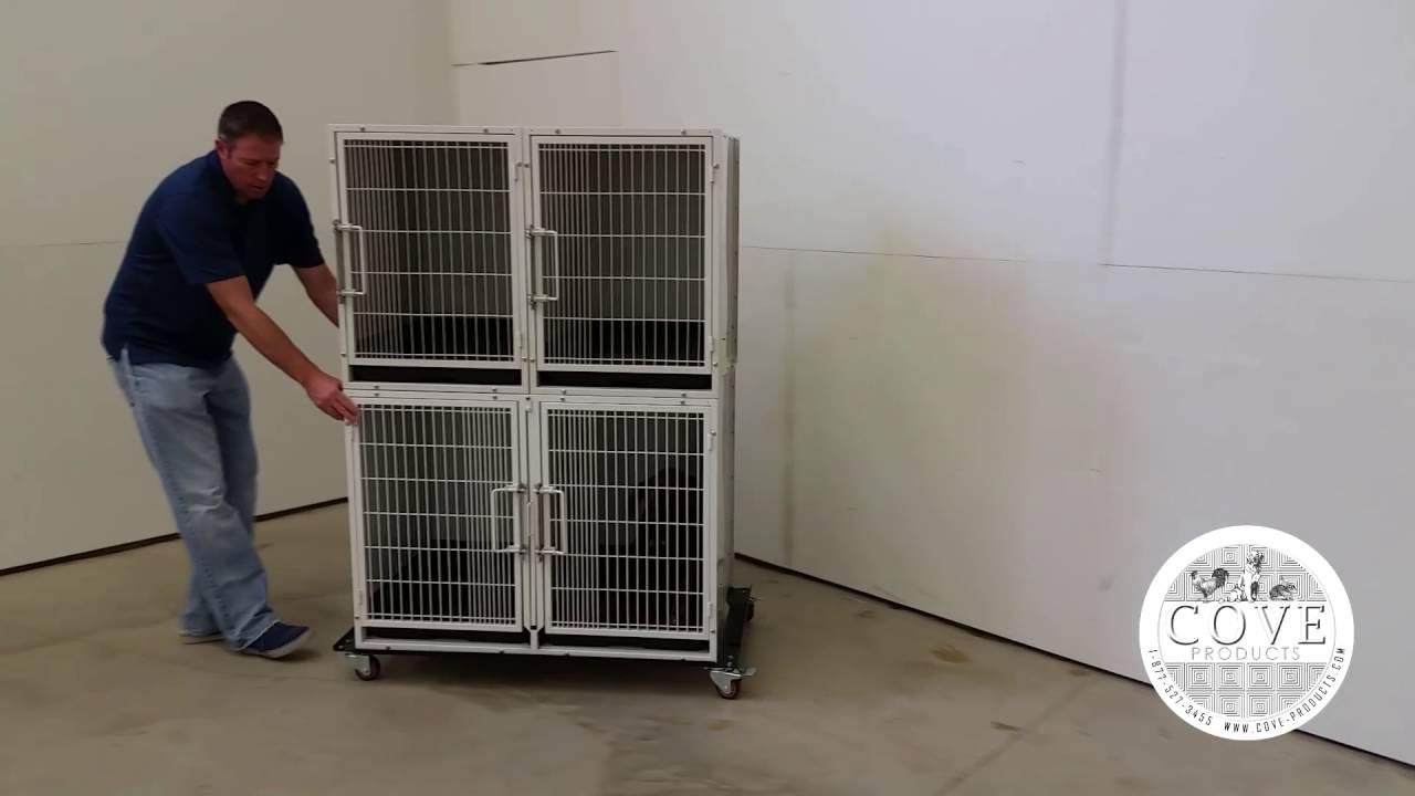 Cage Banks - MULTIPLE KENNELS