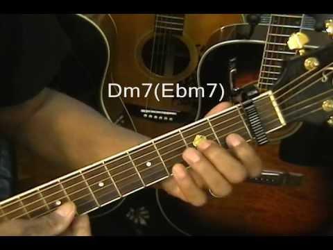 Justin Bieber Boyfriend How To Play On Guitar Ez Lesson Capo 1