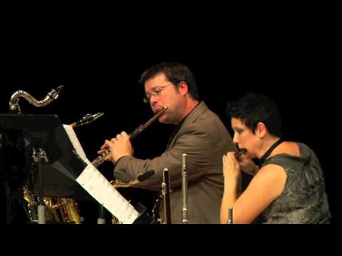 Arete´ Woodwind Doubling Quartet - Areté (Russell Scarbrough)