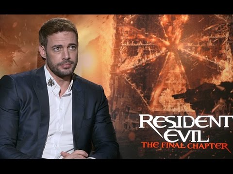 Resident Evil: The Final Chapter Official Trailer & William Levy Interview