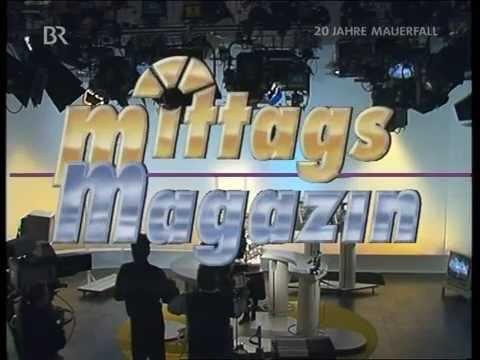 ARD-Mittagsmagazin - Intro [10.11.1989]