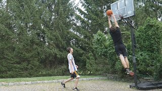Jesserthelazer Plays Basketball!