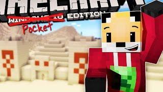 Minecraft | DESERT TEMPLE | Foxy's Bedrock Survival [9]
