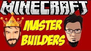 Üç Başlı Yaratık   Minecraft Türkçe Master Builders   Bölüm 12