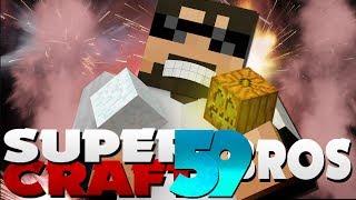 Minecraft SuperCraft Bros 59 - SNOWMAN