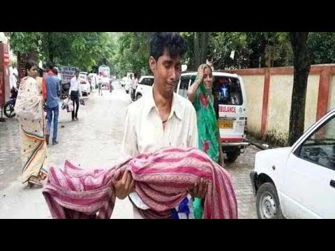 30 children died in Gorakhpur hospital after cut in the supply of oxygen
