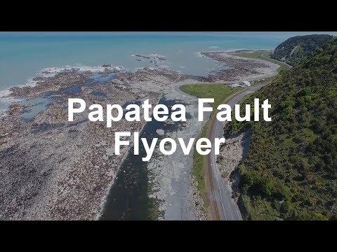 Papatea Fault Flyover