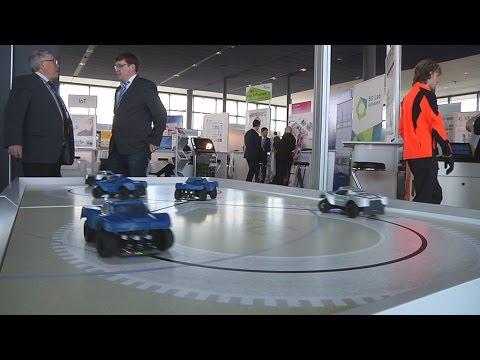 Konferenz zur Technik der Zukunft in Dresden