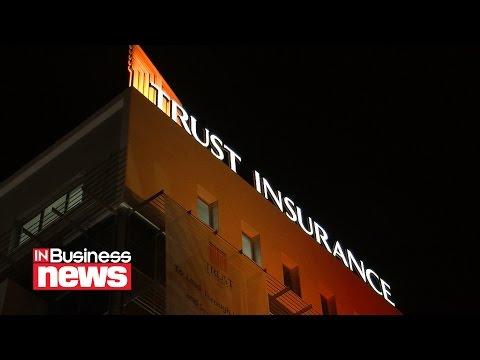 Τελετή εγκαινίων του νέου κτιρίου της Trust Insurance Cyprus